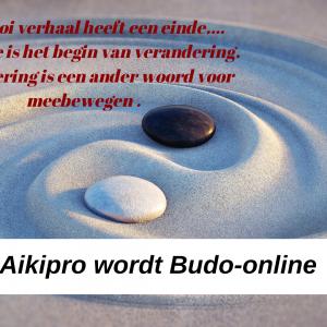 Aikipro wordt Budo-online