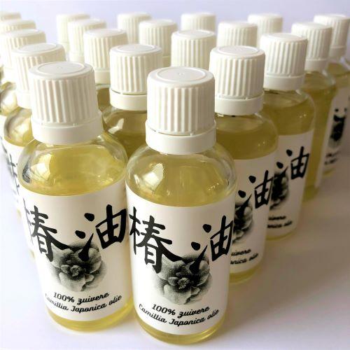 Camillia oil
