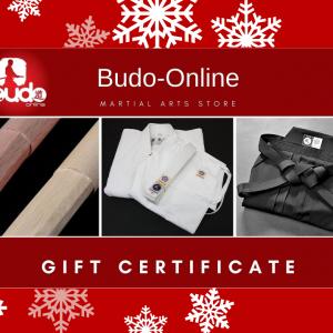 Budo-online Cadeaubon
